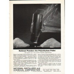 "1962 National Distillers Ad ""National Powders"""