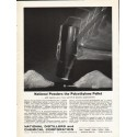 """1962 National Distillers Ad """"National Powders"""""""