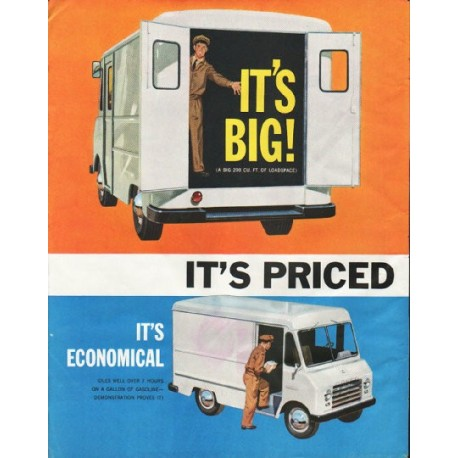 "1959 International Harvester Ad ""priced so low"" ~ (model year 1959)"