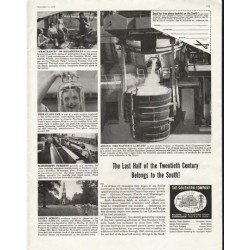 "1958 The Southern Company Ad ""the Twentieth Century"""