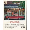 """1965 Ford Falcon Ad """"For new Falcon owners"""" ~ (model year 1965)"""