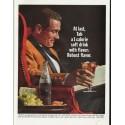 "1965 Tab Soda Ad ""At last"""