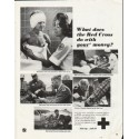 "1965 Red Cross Ad ""your money"""