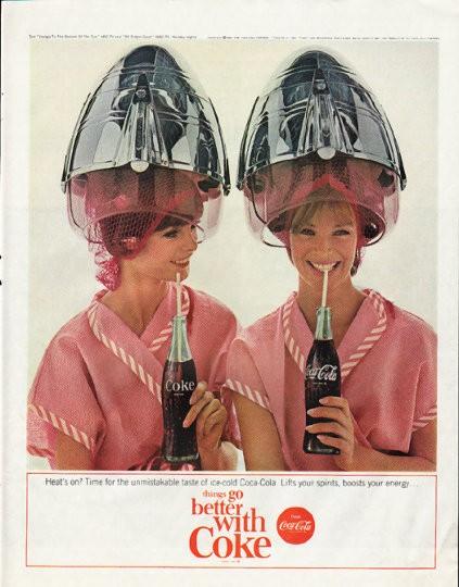 1965 Coca Cola Vintage Ad Quot Heat S On Quot