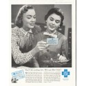 "1956 Blue Cross Ad ""You'll like working here"""