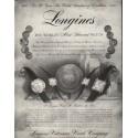 "1956 Longines-Wittnauer Watch Ad ""1866"""