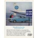 "1965 Ford Falcon Ad ""Falcon flies"" ~ (model year 1965)"