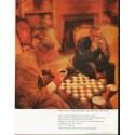 "1961 Pan-American Coffee Bureau Ad ""rich and warm"""