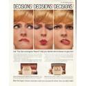 "1961 Remington Shaver Ad ""Decisions"""