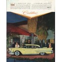 "1958 Cadillac Ad ""brilliant past"" ~ (model year 1958)"