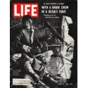 "1965 LIFE Magazine Cover Page ""Brave Crew"" ~ April 16, 1965"