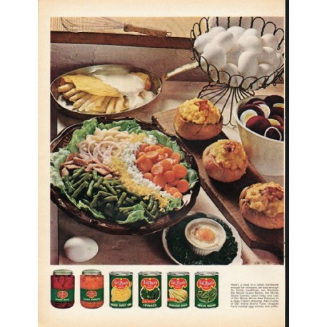 "1965 Del Monte Ad ""Do it with Del Monte"""