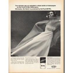 "1965 Du Pont Ad ""Two minutes ago"""