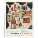 """1958 Yardley Gifts Ad """"the best Christmas trees"""""""