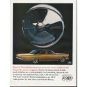"1965 Ford Galaxie Ad ""luxurious and roomy"" ~ (model year 1965)"