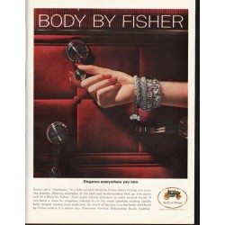 "1965 Body by Fisher Ad ""Elegance"""