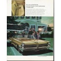 "1965 Pontiac Bonneville Ad ""almost sinful"" ~ (model year 1965)"