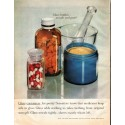 """1961 Glass Container Manufacturers Institute Ad """"safe"""""""