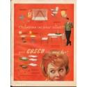 """1961 Hamilton Cosco Ad """"on your list"""""""
