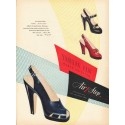 "1948 Air Step Shoes Ad ""Fashion Fair"""