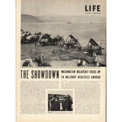 1948 Soviet Communism Article ~ The Showdown