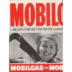 1937 Mobilgas Socony-Vacuum Ad