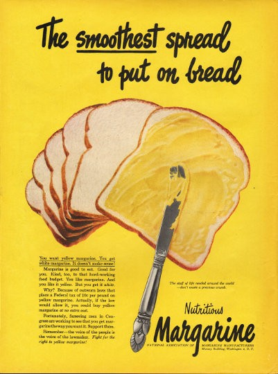 1948 National Association Of Margarine Manufacturers