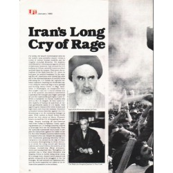 "1980 Iran Article ""Long Cry of Rage"""