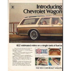 "1980 Chevrolet Wagon Ad ""diesel power"" ~ (model year 1980)"