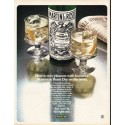 """1980 Martini & Rossi Ad """"How to mix"""""""