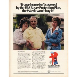 "1980 ERA Real Estate Ad ""Buyer Protection Plan"""