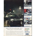 "1963 Ford Ad ""resist time"" ~ (model year 1963)"