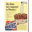 "1958 Wheaties Ad ""Big things"""