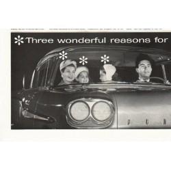 "1958 Guide Headlamps Ad ""Three wonderful reasons"""
