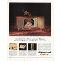 """1964 Admiral TV Ad """"Color Stereophonic Theatre"""""""