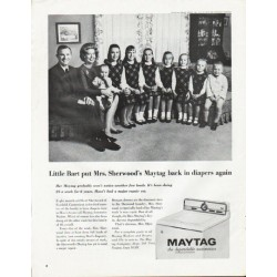 "1965 Maytag Ad ""Little Bart"""