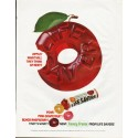 "1965 Life Savers Ad ""Apple?"""