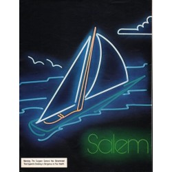 "1980 Salem Lights Ad ""Lively"""