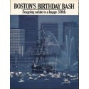 1980 Boston's Birthday Bash Article ~ happy 350th