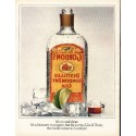 "1980 Gordon's Gin Ad ""crystal-clear"""