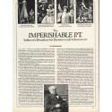 "1980 P. T. Barnum Article ""Imperishable P.T."" ~ by Tom Prideaux"