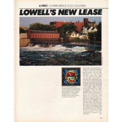 "1980 Lowell, Massachusetts Article ""New Lease"""
