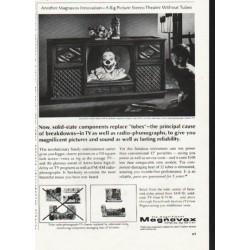 """1965 Magnavox Television Ad """"Innovation"""""""