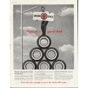 """1961 Union Oil Ad """"Sign of a good deal"""""""