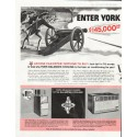 "1961 York Air Conditioning Ad ""Spirit of '76"""