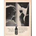 "1962 Taylor New York State Port Wine Ad ""Evening firelight"""