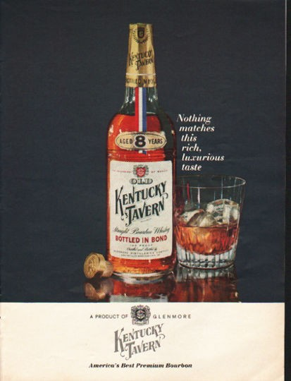 "What Is Freight Shipping >> 1962 Kentucky Tavern Bourbon Whiskey Vintage Ad ""Nothing matches"""