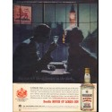 "1962 Booth's House of Lords Gin Ad ""You can tell the difference"""