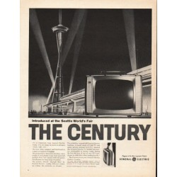 "1962 General Electric TV Ad ""The Century"""