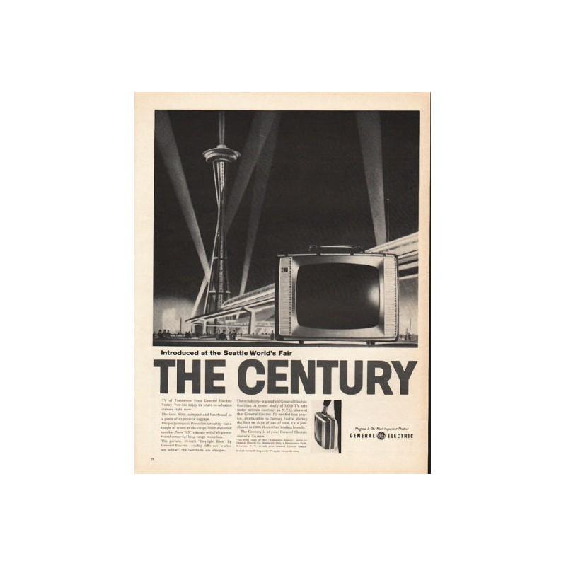 1935 ORIGINAL VINTAGE (GE) GENERAL ELECTRIC RADIO MAGAZINE